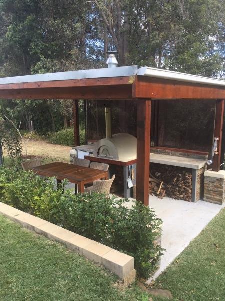 diy-wood-fired-pizza oven-Casino_ NSW