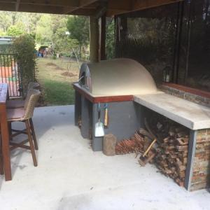 Pizza oven- Casino