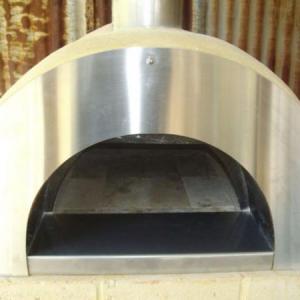 diy-wood-fired-pizza-oven-stainless-steel