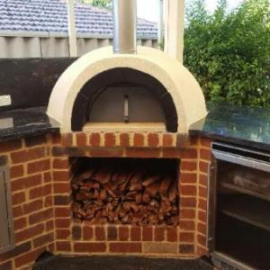 diy-wood-fired-pizza -oven-Perth